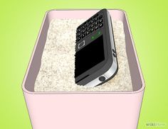 How to Save a Wet Cell Phone
