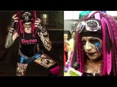 Rocky Doll At Cincinnati Comic Expo 2016 - Cosplay Radio Interview - YouTube