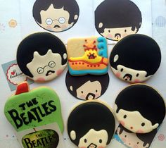 Cookieria By Margaret: Beatles... Forever!