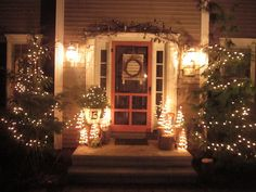Down to Earth Style: Christmas Home Tour 2011