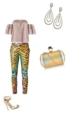 """""""Sin título #298"""" by shary-elivo on Polyvore featuring moda, Moschino Cheap & Chic, Via Spiga, Effy Jewelry y Diane Von Furstenberg"""