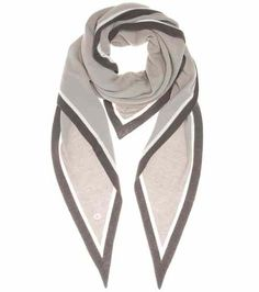 Summer Twice cashmere and silk scarf   Loro Piana