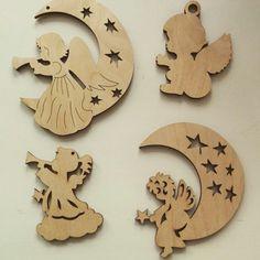 Сувениры из дерева для подарка в светлый Праздник #рождество #ангел #подарокнарождество #подарок #деревянныйангел #ангелочки