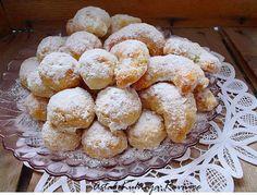 Kiflice Recipe, Biscuit Cookies, Pretzel Bites, Biscotti, Cereal, Muffin, Vegan, Breakfast, Sweet