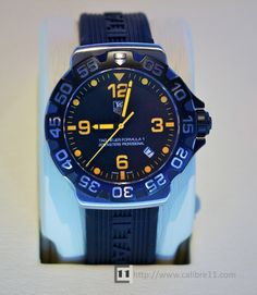 TAG Heuer Formula 1 #watches