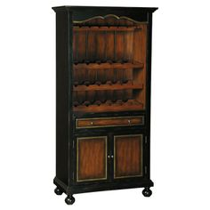 Toulouse Wine Cabinet.