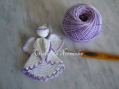 Crochet ♥ MORE ANGELS.