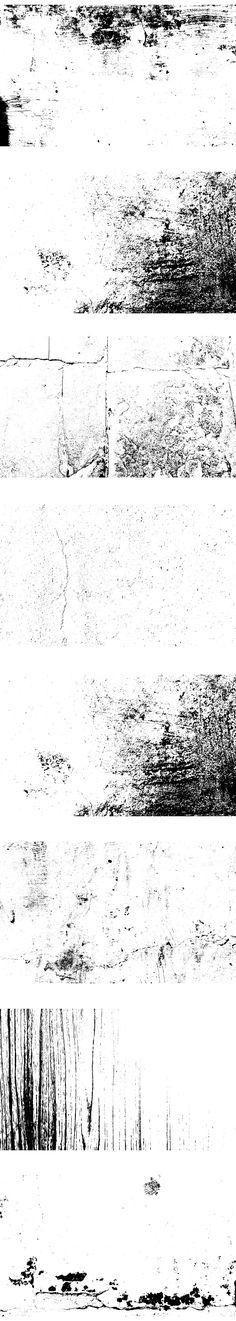 8 #Vector #Grunge #Textures