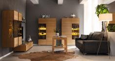 Elizabeth Interiors Salon z kol. P-100/ Fameg Living room - col. P-100 from Fameg