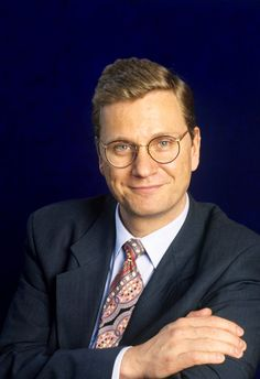 Guido Westerwelle, General Secretary of the FDP, pictured in June 1995