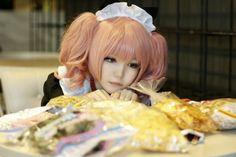 Kazumi Des(兔兔殿) roromiya karuta Cosplay Photo - Cure WorldCosplay