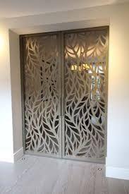 Image result for metal laser cut gates for house doors