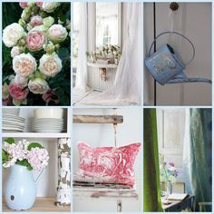 Cowparsley the blog mirror and wall shelf