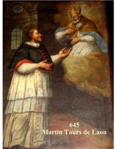 645 Martin Tours de Laon