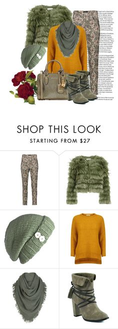 """Cropped jacket"" by janie-xox ❤ liked on Polyvore featuring Isabel Marant, Alice + Olivia, Laundromat, Beaumont Organic, White + Warren, Hot Kiss and Alexander McQueen"