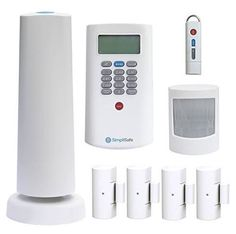 The Simplisafe 2 wireless home security system is one of the best value for money home security systems on the market. This system is completely wireless which make it very easy to install. You can have this system fully operational in under. Best Home Security System, Home Security Alarm, Home Security Tips, Wireless Home Security Systems, Security Cameras For Home, Safety And Security, House Security, Security Products, Video Security