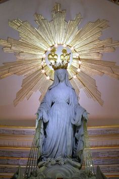 Statue of Our Lady of Miraculous Medal