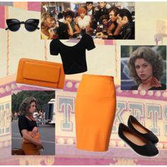 Get the look- Marty Marischino Grease