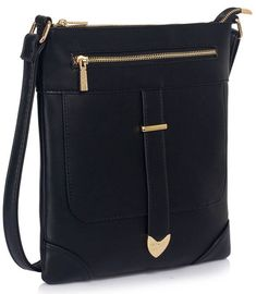 Leather Buckle Crossbody Bag - LS00481 For Ladies Online in Pakistan 6b7ca19b3cf1a