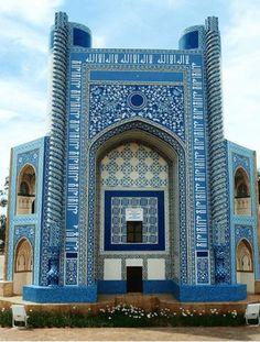 Khwaja Abu Nasr Parsa Mausoleum - Afghanistan