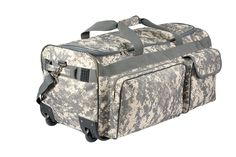 Rothco Military Expedition Wheeled Bag, 30'', ACU -- You can get more details here : Christmas Luggage and Travel Gear