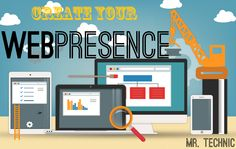 Create Your Web Presence only at 1.5$ (Rs. 100)