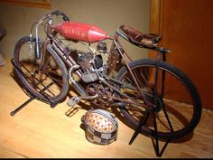 Vintage Indian Motorcycle | autos that rock! | Pinterest