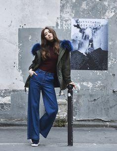 CeCi Korea 2015 November Model Lee Sung kyung Photographer Kim Young jun Hair Kang Hyun jin Makeup Kong Hye ryen Editor Choi Sung min(#최디렉) Location Paris
