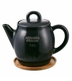 Höganäs teapot