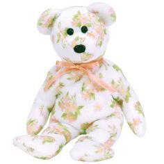Hannah The Bear Asia Pacific Exclusive Beanie Baby By TyCountry Exclusives,,Christmas Day Products,Gifts Products Ty Stuffed Animals, Elephant Stuffed Animal, Stuffed Toys, Kids Toy Store, New Kids Toys, Beanie Baby Bears, Ty Beanie Boos, Ty Babies, Beenie Babies