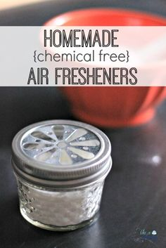 DIY Non-Toxic Air Freshener