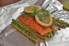 Lachs in Alufolie Avocado Toast, Grilling, Low Carb, Canning, Breakfast, Food, Profile, Posts, Website