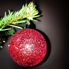 Sparkly bauble.