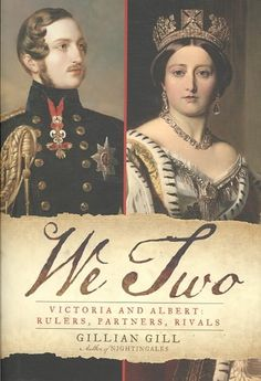 great book on Queen Victoria and Prince Albert