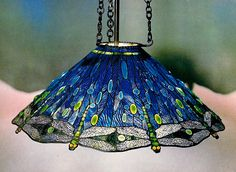 Tiffany Glass #cobalt #blue stained #glass