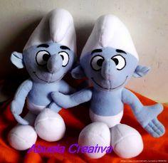 Você com certeza já deve ter assistido os Smurfs, aquelas criaturinhas azuis, personagens de desenho animado, criados em 1958 pelo cartunis...