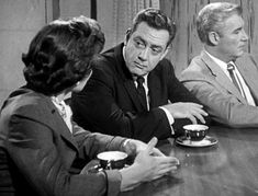 Perry Mason tv show, I loved these. I watched them even as a youngster, I always wanted to be a writer.  Erle Stanley Gardner could work on 7 novels at a time.