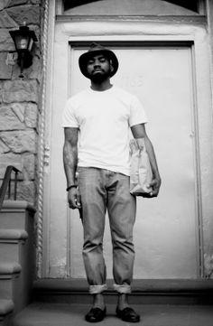 kingtexas: Andre . Brooklyn, NY . 2013