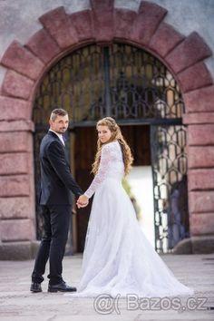Značkové luxusní šaty Pronovias Pergola - 1