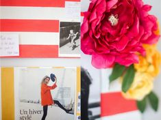 DIY Inspiration Board inspired by Lauren Moffatt | by This Little Street