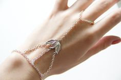 DIY Multi Chain Panja Bracelet