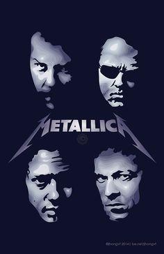 Metallica by Jhong Fernando