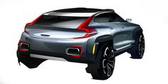 Volvo XCC Concept