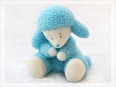 Мыло Овечка 3д, друг Тедди - фактурная, объемная овечка - символ наступающего 2015 года, совсем как игрушечная. Из серии друзей мишек Тедди Me to You.