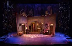 The Wild Party. College Conservatory of Music. Set design by Mark Halpin.