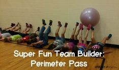 Fun and Easy Team Builders for Back to School