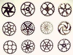 Vintage Bicycle Sprocket