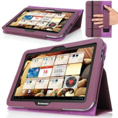 MoKo Lenovo IdeaTab A2109 Case - Slim Cover Case for Lenovo IdeaTab A2109 9-Inch Android Tablet, PURPLE - http://androidizen.com/shop/moko-lenovo-ideatab-a2109-case-slim-cover-case-for-lenovo-ideatab-a2109-9-inch-android-tablet-purple/
