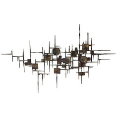 William Bowie Wall Sculpture | www.1stdibs.com