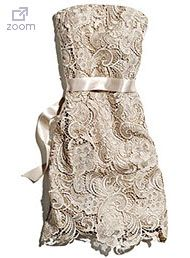 Omg!!!! I am in love with this simple yet lace dress ...  Marshalls - Browse Our Store